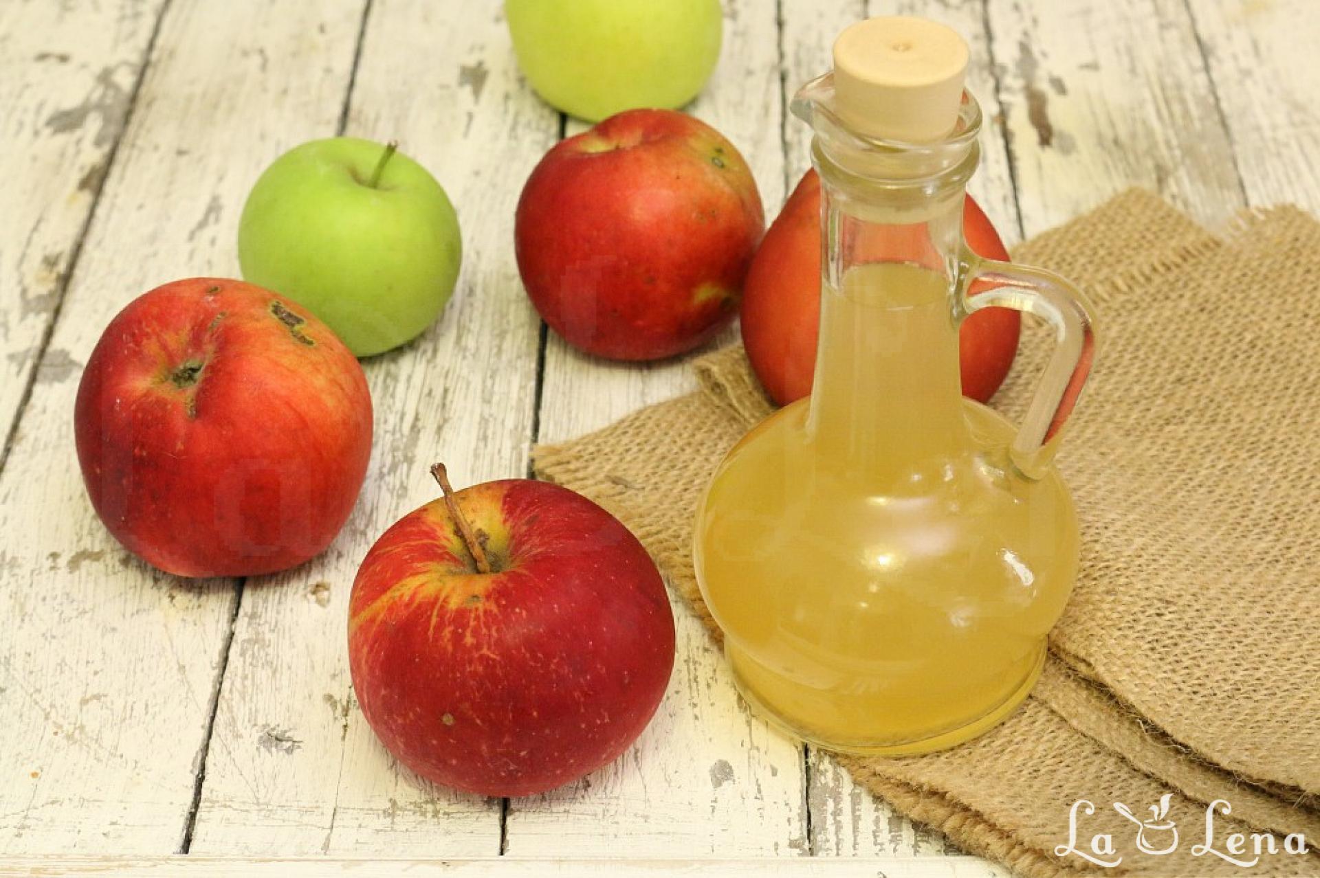 Tratamentul cu oțet de mere pentru varice - Bataturi -
