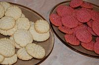 Biscuiti fragezi cu unt (German Butter Cookies) - Pas 12