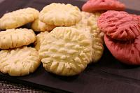 Biscuiti fragezi cu unt (German Butter Cookies) - Pas 13