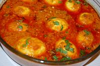 Curry de oua (Egg Curry) - Pas 11