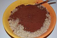 Cozonac cu nuca si cacao - Pas 10