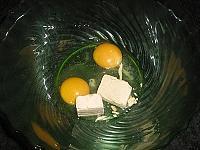 Cozonac cu nuca si cacao - Pas 2