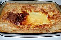 Placinta cu iaurt - Pas 10