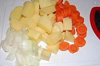 Supa/Ciorba de peste - Pas 5