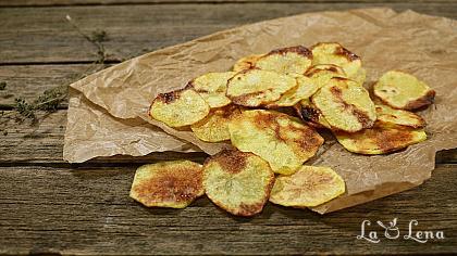 Chipsuri de cartofi - Reteta VIDEO