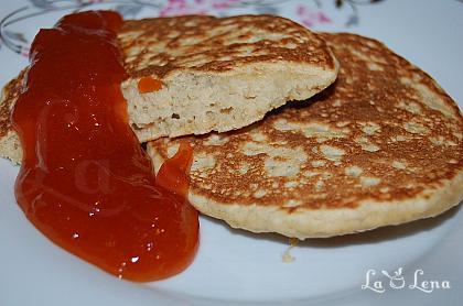Pancakes cu Quinoa