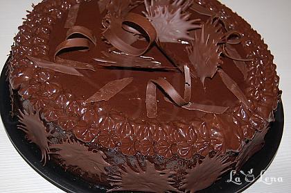 "Tort ""Chocolat"""