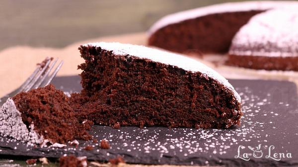 Prajitura cu ciocolata in 10 minute(de post!)