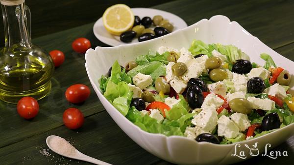 Salata Greceasca