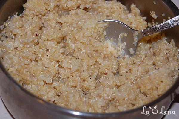 Cum fierbem Quinoa