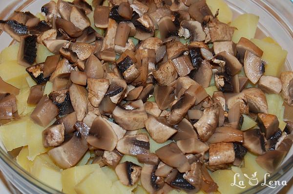 calorii salata orientala de post