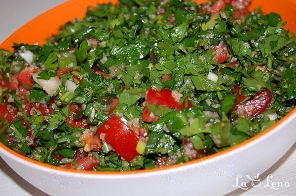 Salata Tabouleh