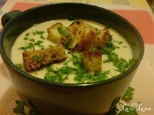 Supă - cremă de ceapă