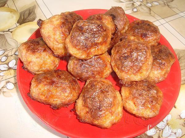Chifteluțe la cuptor