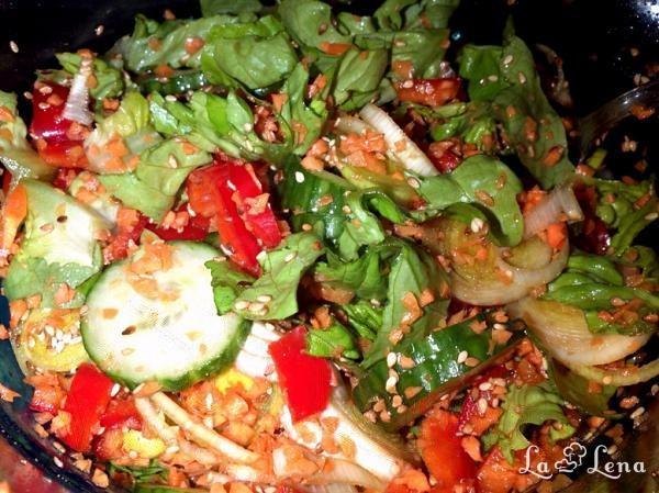 Salata hranitoare