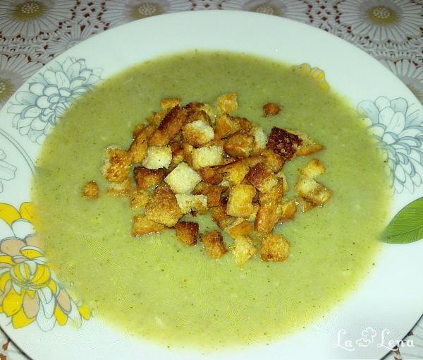 Supa Crema cu Brocoli