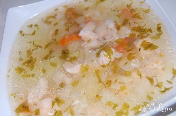 Supa/Ciorba de peste