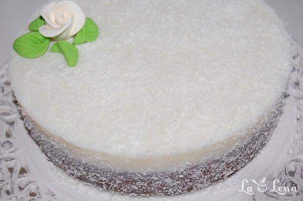 Tort Light cu jeleu de lapte